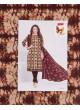 Printed Chudidhar