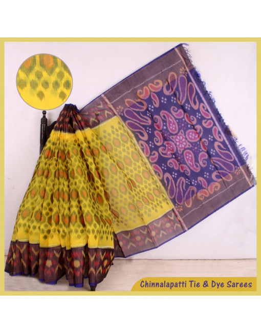 Chinnalapatti Silk Cotton Sarees