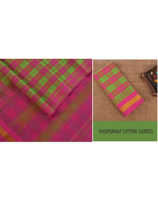 Rasipuram Cotton Sarees