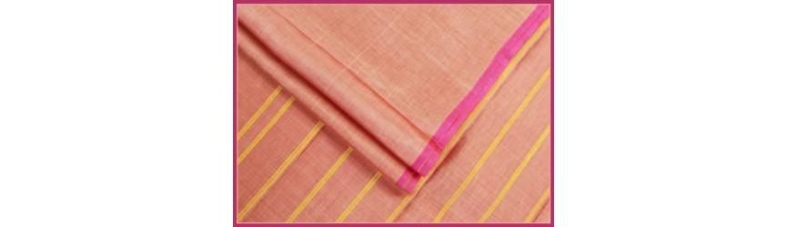 Linen Silk Sarees