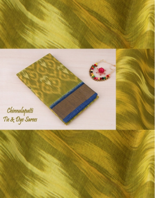Chinnalapatti Silk Cotton