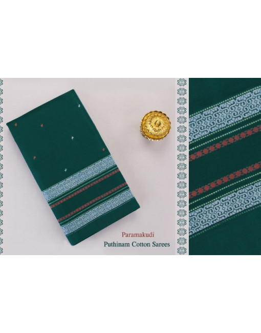 Paramakudi Puthinam Cotton Sarees