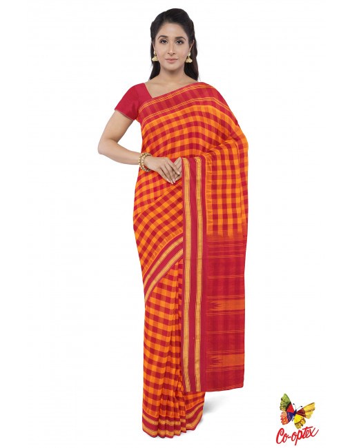 Rasipuram Cotton Sarees