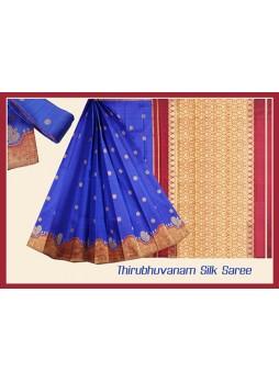 Thirubuvanam Silk Sarees