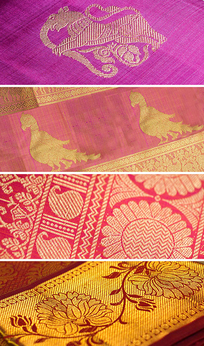 Co-optex - Wedding Designers Silk Sarees | Printed handloom